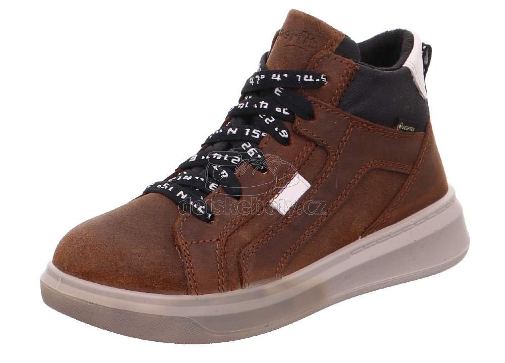 Detské celoročné topánky Superfit 1-006453-3000