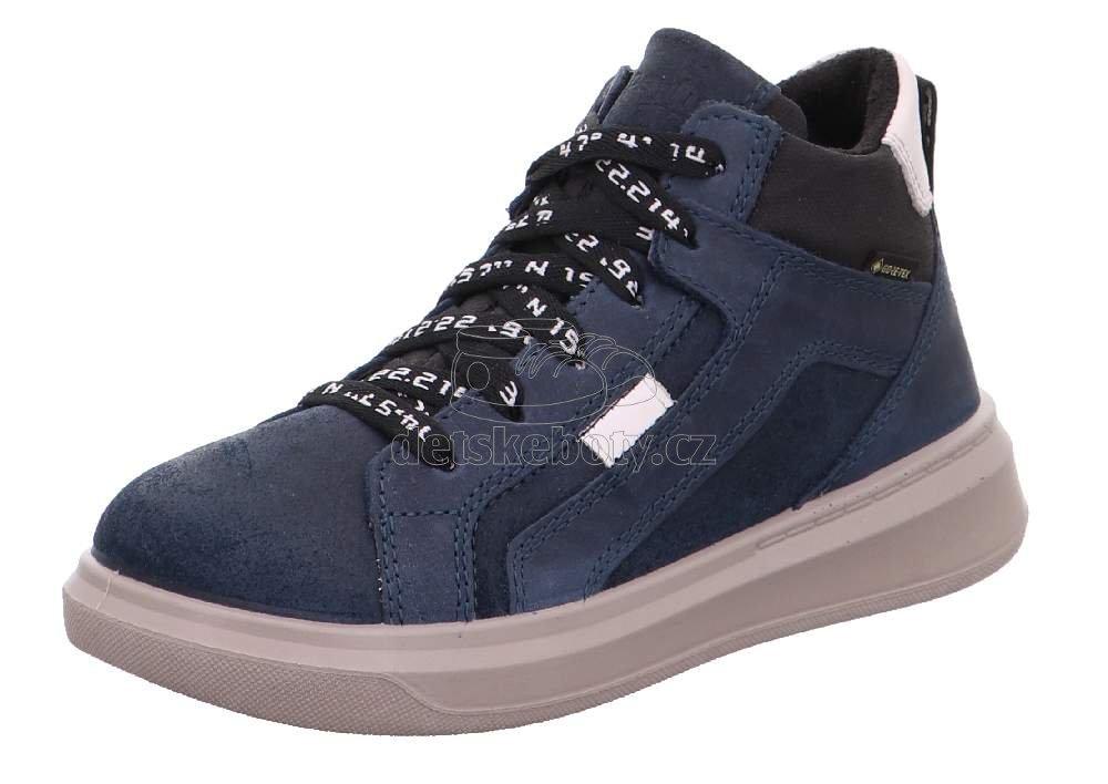 Detské celoročné topánky Superfit 1-006453-8000