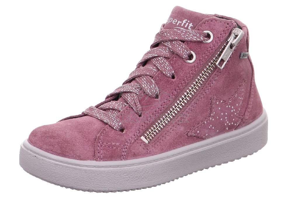 Detské celoročné topánky Superfit 1-006499-8500