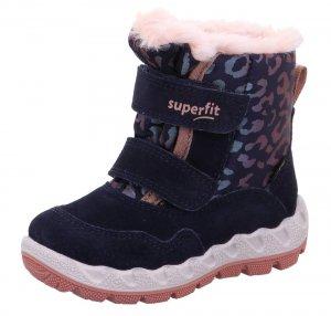 Detské zimné topánky Superfit 1-006011-8000