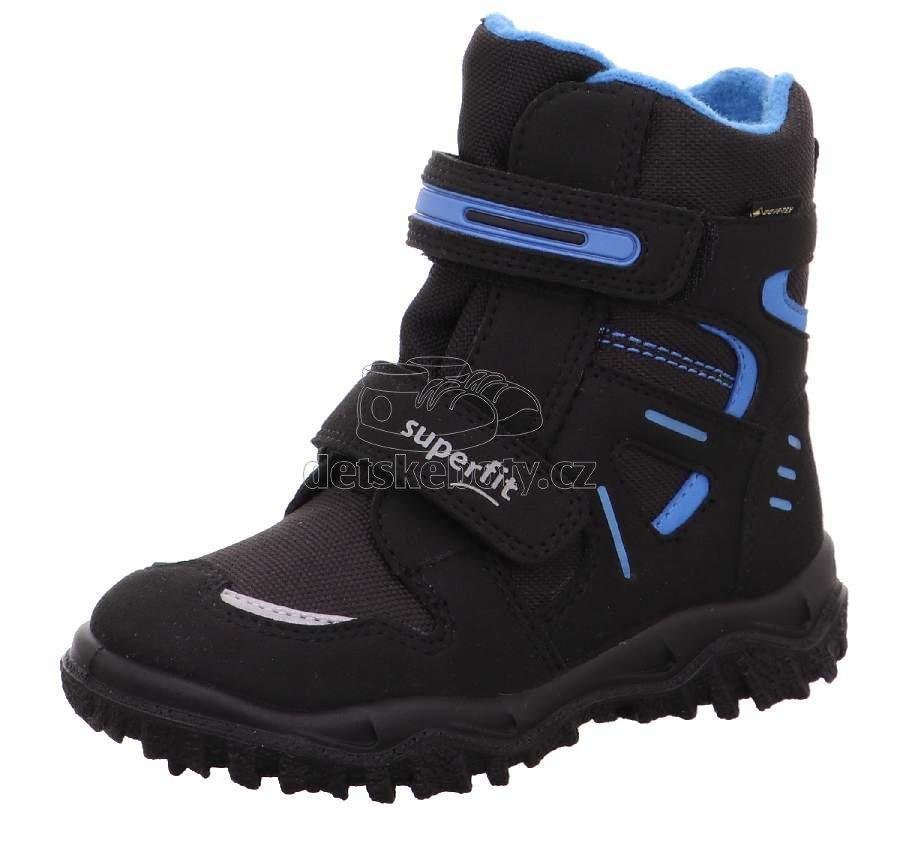 Detské zimné topánky Superfit 1-809080-0000