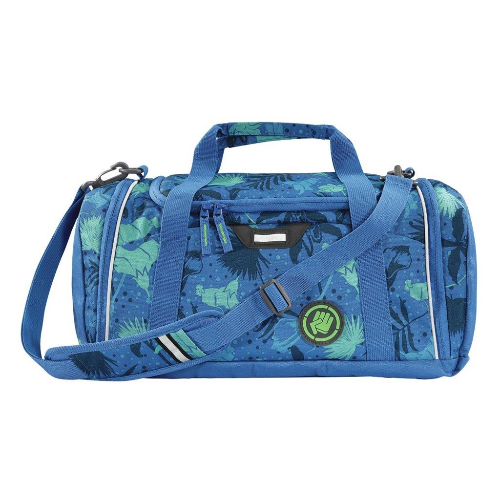 Športová taška coocazoo SporterPorter, Tropical Blue