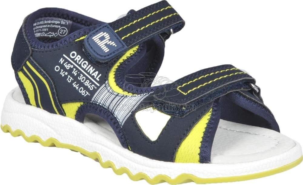 Detské sandále Richter 7303-1171-7201