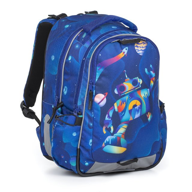Bagmaster Robo BLUE/YELLOW/GREEN