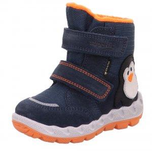 Téli  gyerekcipők  Superfit 1-006009-8000