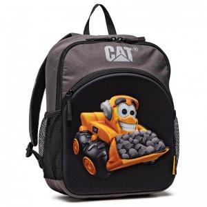 CAT  gyerek hátizsák, fekete