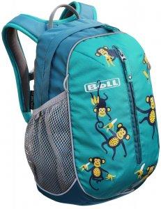 ROO 12 Monkeys turquoise
