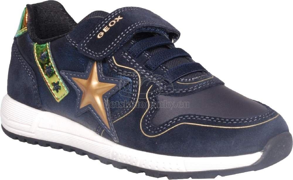 Detské celoročné topánky Geox J16AQA 02285 C0730