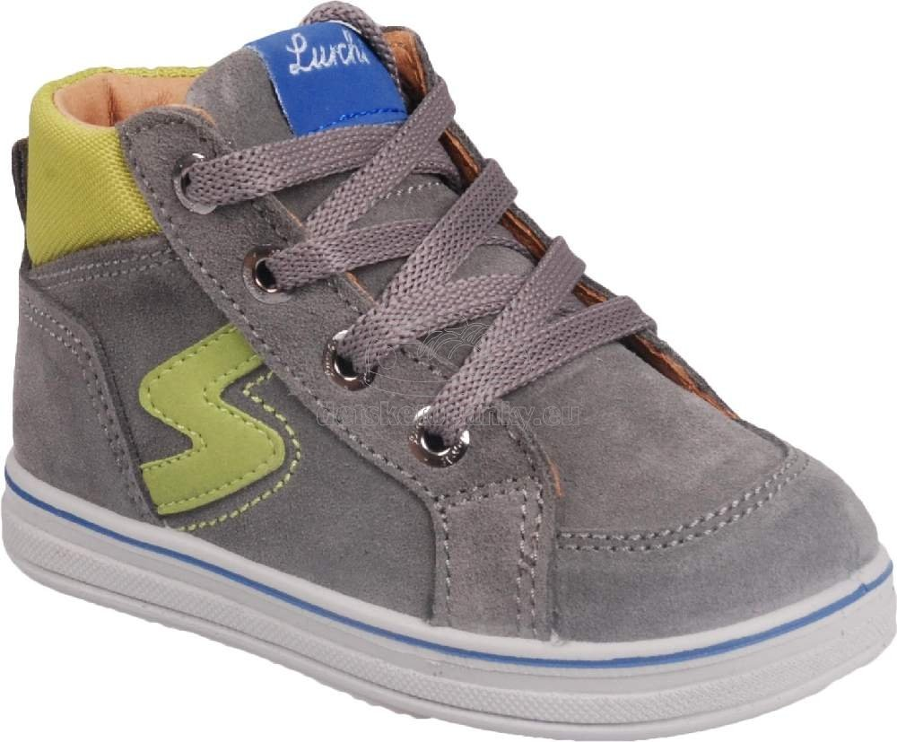 Detské celoročné topánky Lurchi 33-14635-45