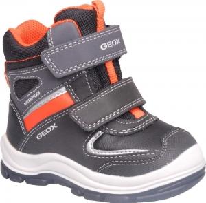 Detské zimné topánky Geox B044HB 050FU C0038