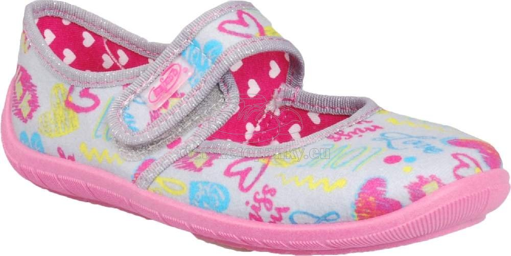 Domáca obuv Befado 945Y430