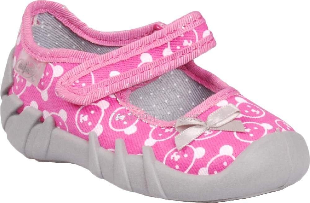 Domáca obuv Befado 109P221
