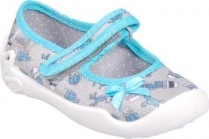 Domáca obuv Befado 114X441