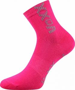Detské ponožky VoXX Adventurik magenta