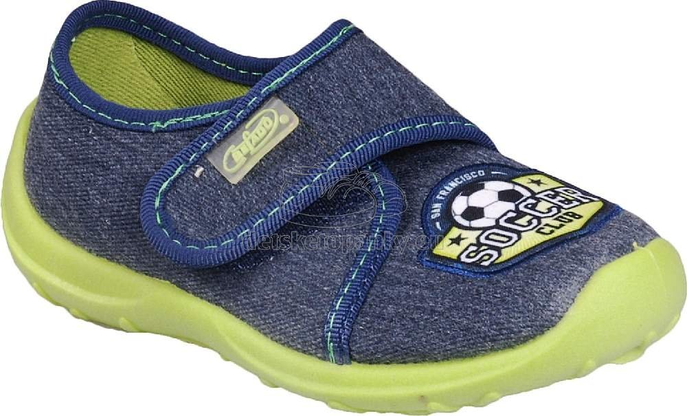 Domáca obuv Befado 560X147