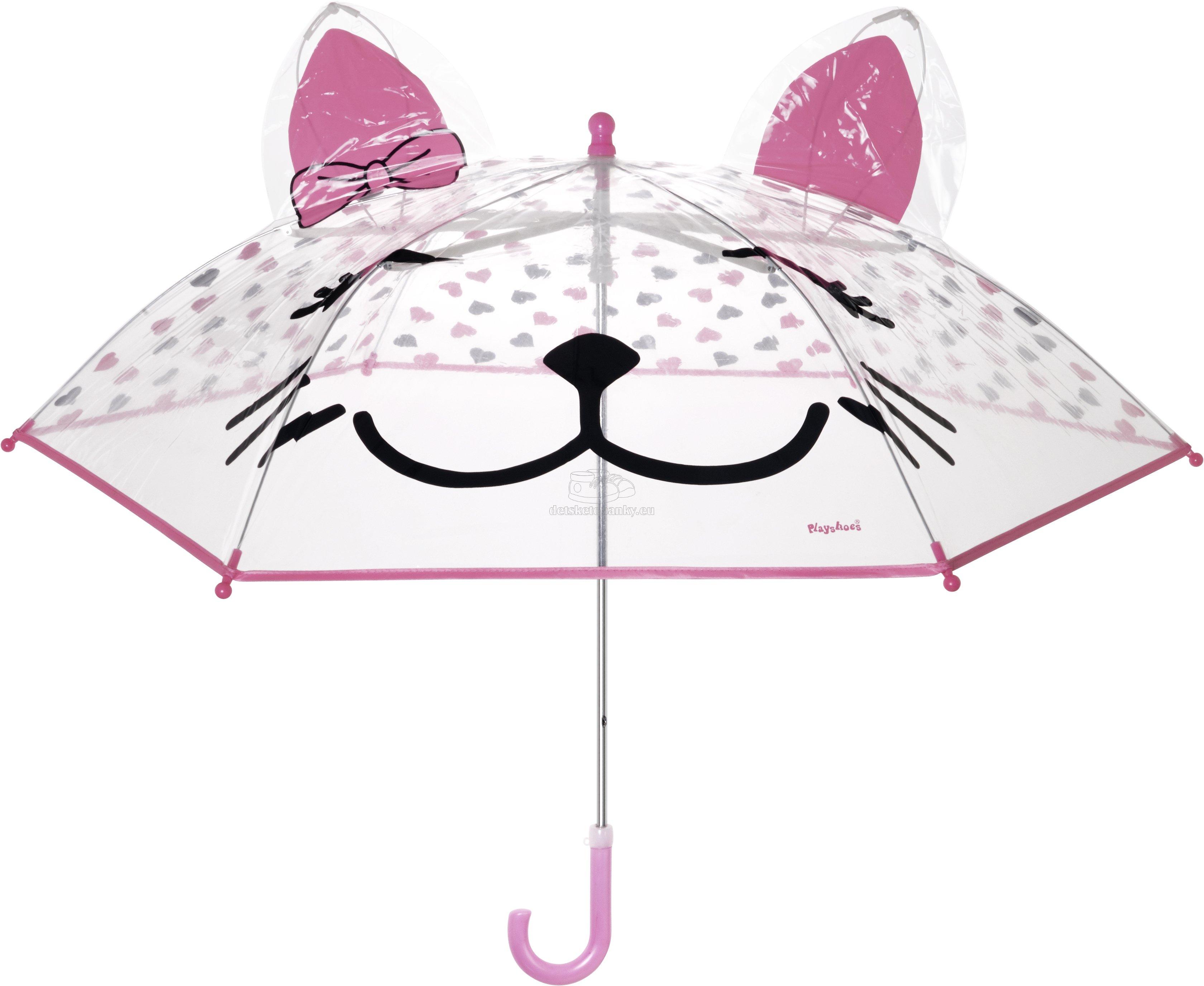 Dáždnik Playshoes 448704 Katze