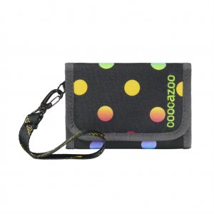 Peňaženka coocazoo AnyPenny, Magic Polka Colorful