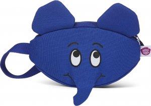 Detská ľadvinka Affenzahn Hipbag Emil Elephant - blue