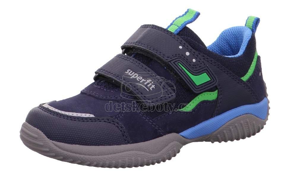 Dětské celoroční boty Superfit 1-006382-8010