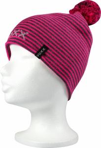 Téli gyerek sapka  VOXX Agila uni rózsaszín
