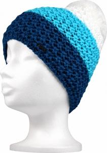 Téli gyerek sapka VoXX Avalanche uni neon kék