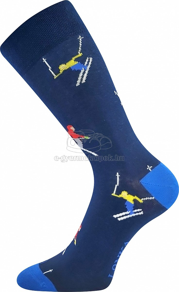 Gyerek zoknik LONKA Woodoo  sielezők minta  14