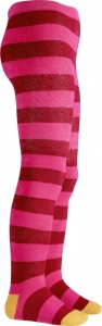 Detské pančucháče PLAYSHOES Termo 499062 ružová