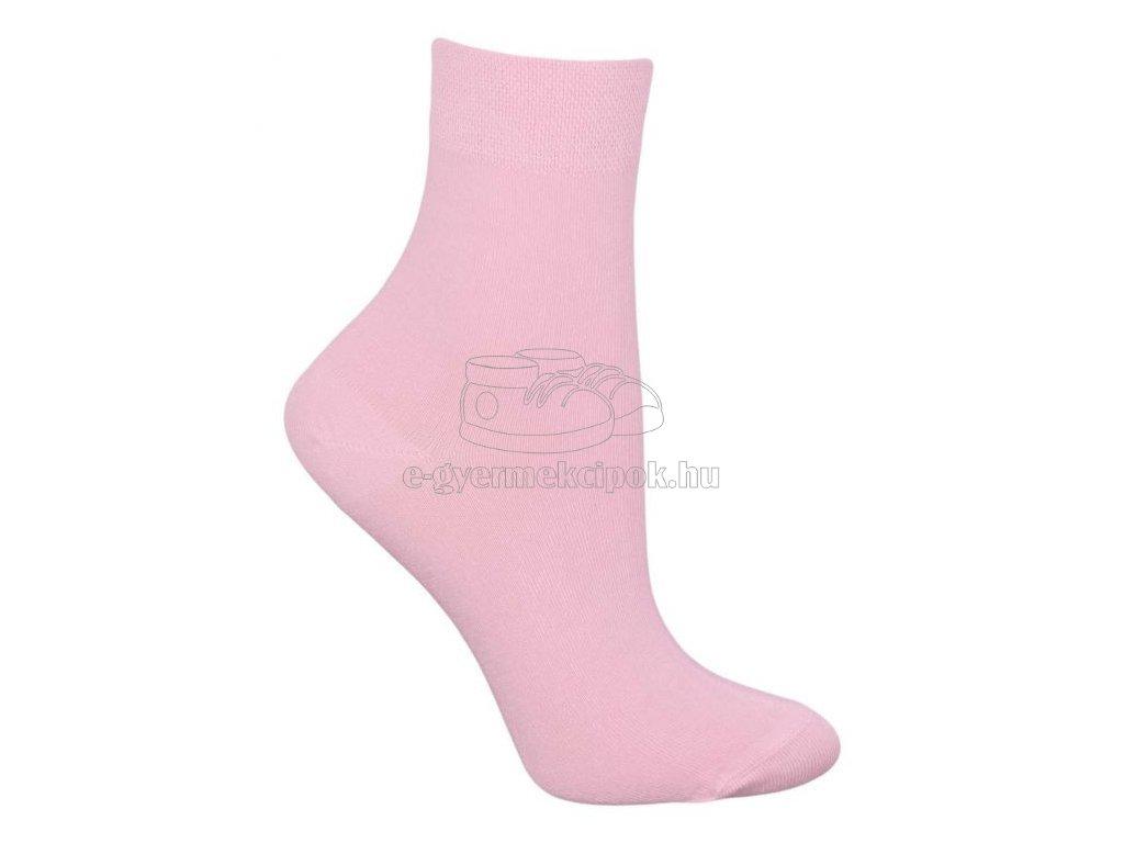 Gyerek zokni Red sox 995 rózsaszín