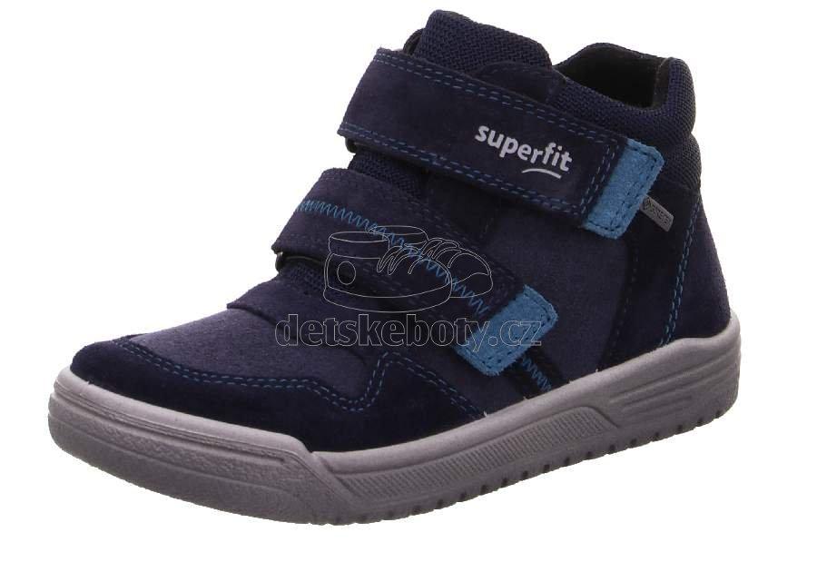 Egész évben hordható gyerekcipő Superfit 1-009057-8000