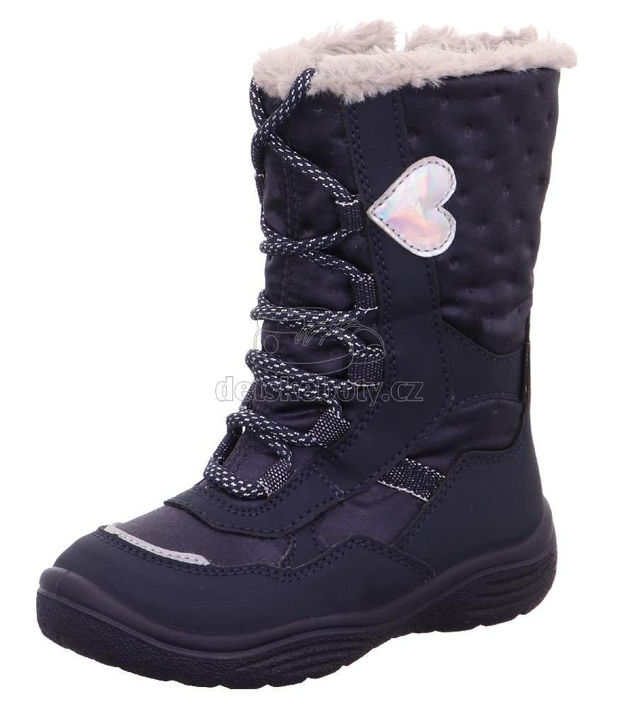 Téli gyerekcipő  Superfit 1-009094-8000