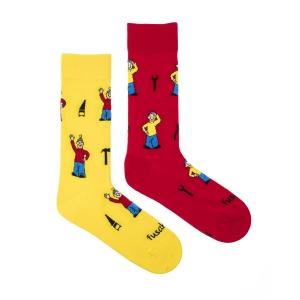 Gyerek zoknik Fusakle Pat és Mat