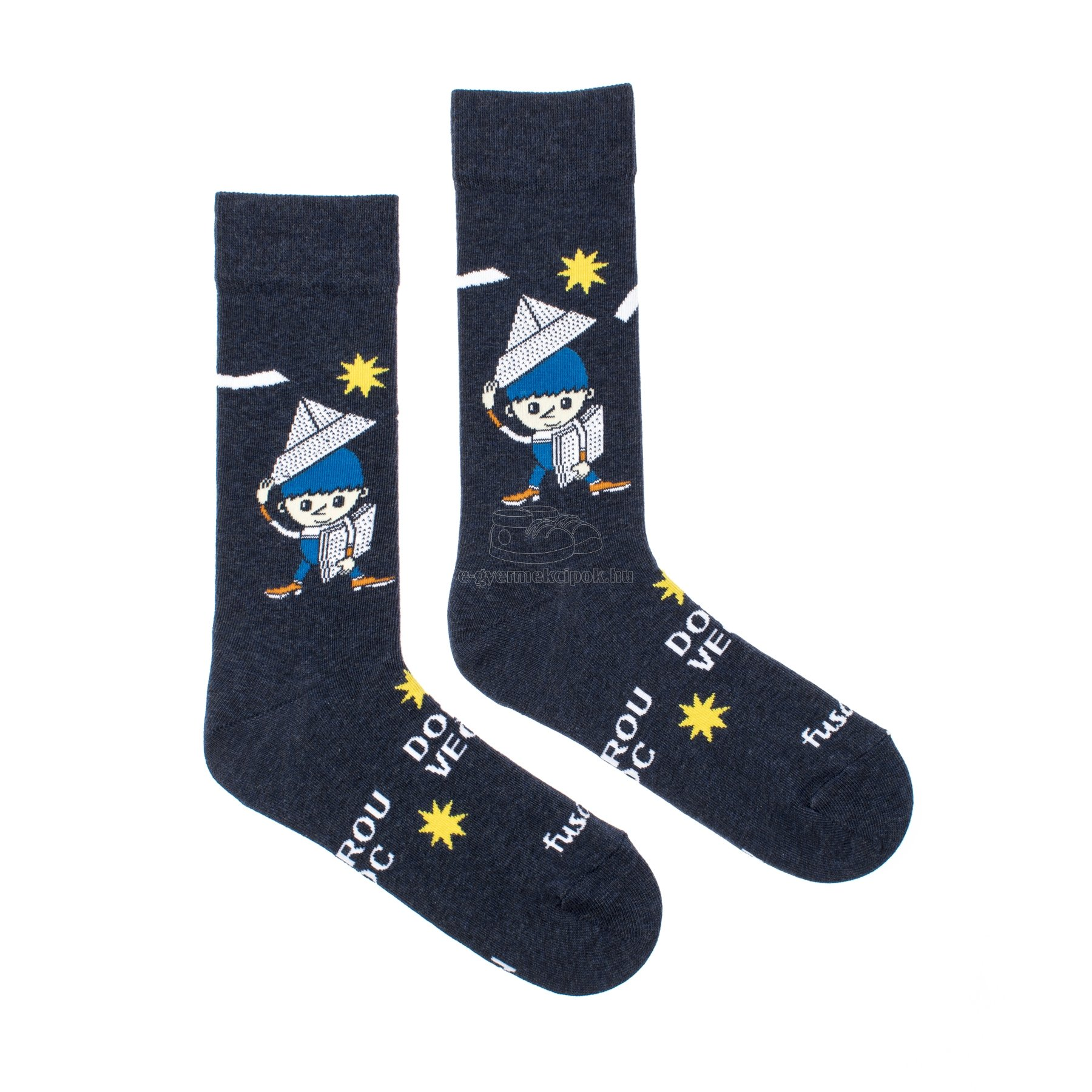 Gyerek zoknik Fusakle  Večerníček - Estimesék