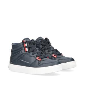 Detské celoročné topánky Tommy Hilfiger T3B4-32064-0193800