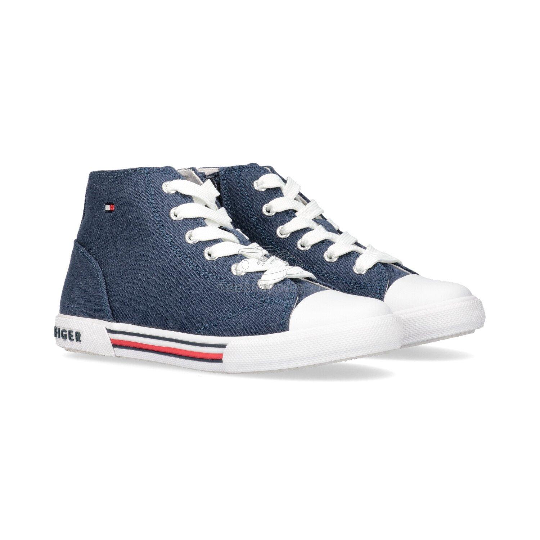 Detské celoročné topánky Tommy Hilfiger T3X4-32060-0890800