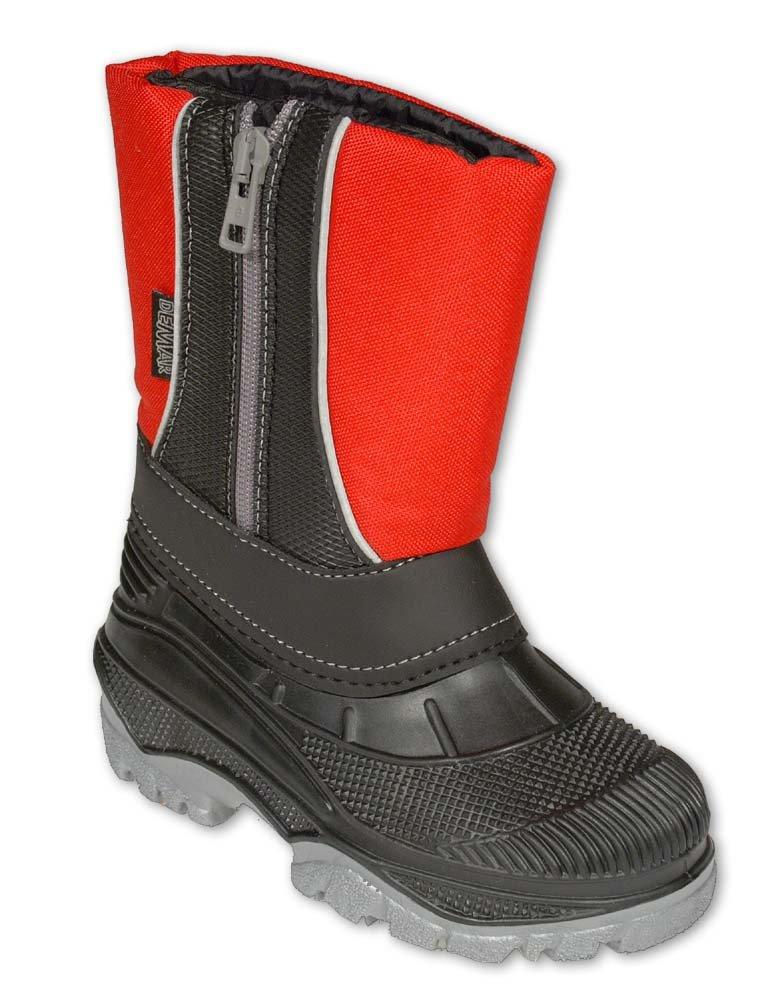Detské zimné topánky Dapecí snehule Cristal červené 26f28b7e7ad