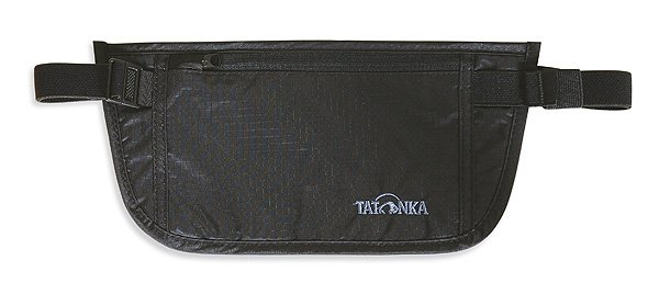 Tatonka Skin Document Belt (black)