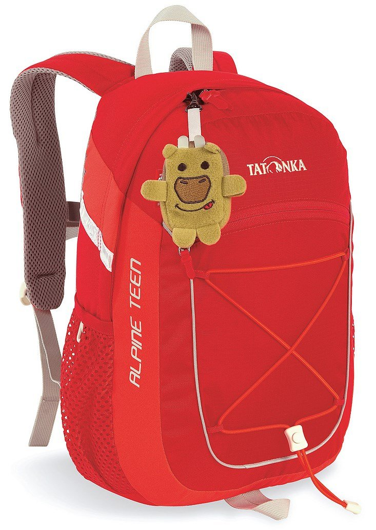 Batoh Tatonka Alpine Teen (red)