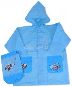 Pláštěnka PL25 modrá