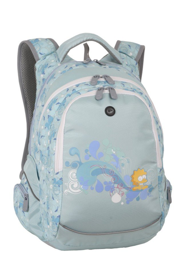 Školní batoh Bagmaster BPS 08 B