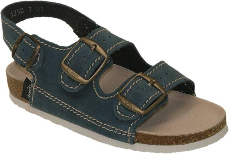 Domáca obuv Sante D/302/86/BP modre