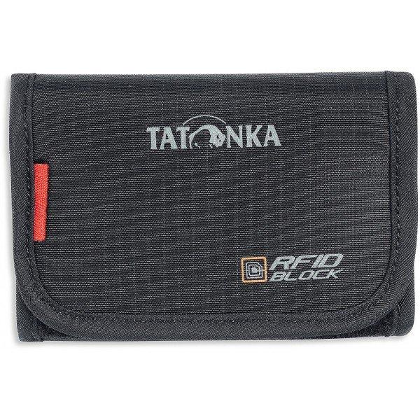 Peněženka Tatonka Folder RFID B (black)