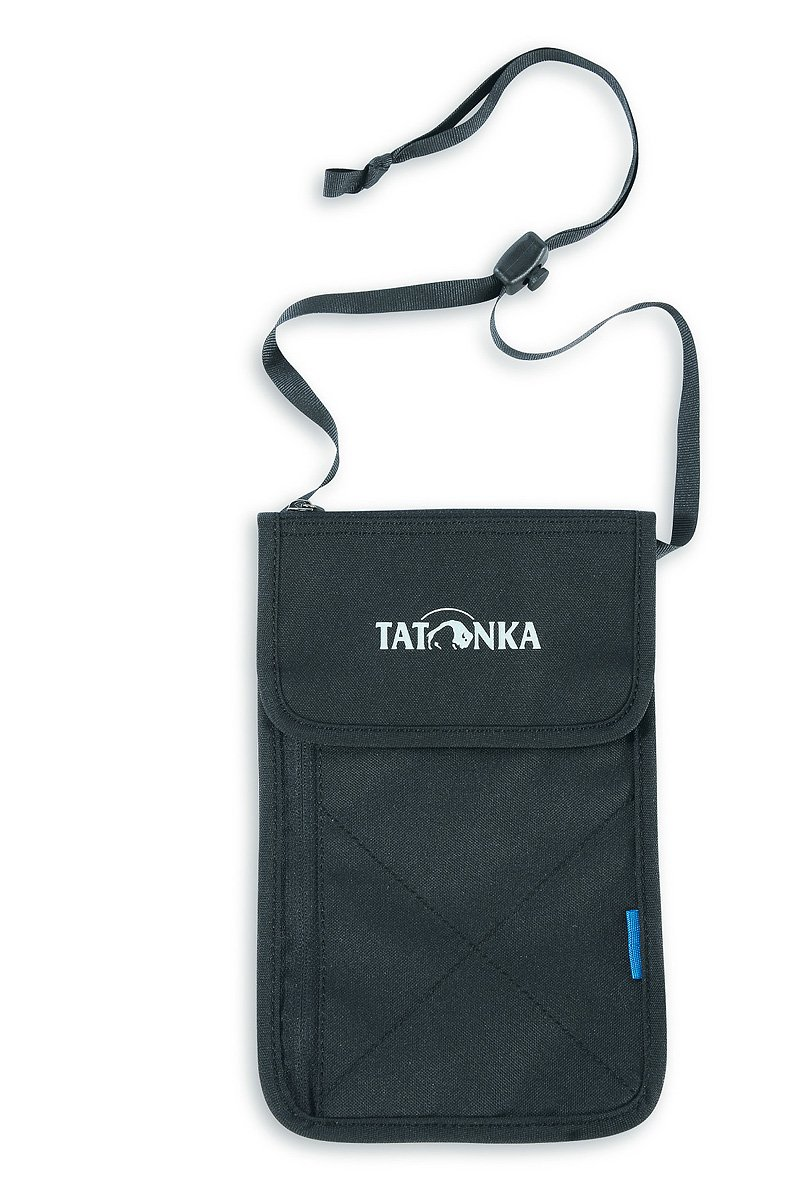 Tatonka Neck Wallet (black)