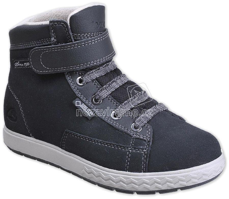 Detské celoročné topánky Viking 3-43695-2