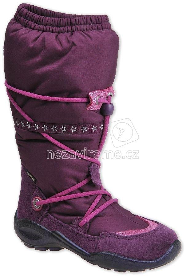 Detské zimné topánky Ecco 720942 58718