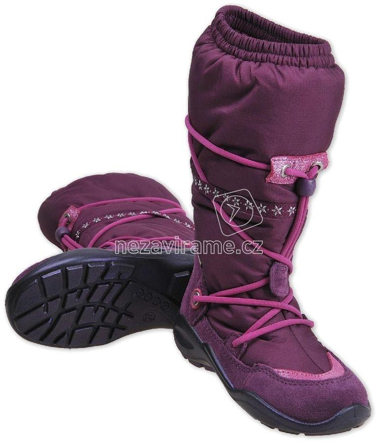 0ead0b9e4e9b7 Dětské zimní boty Ecco 720942 58718 | Detsketopanky.eu
