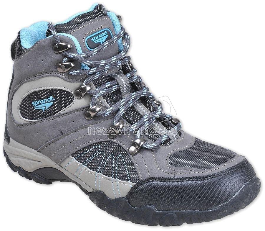 Topánky pre turistiku, trek Sprandi 209-32-06