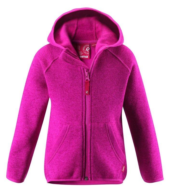 Dětská funkční mikina Reima Najum 526167 pink