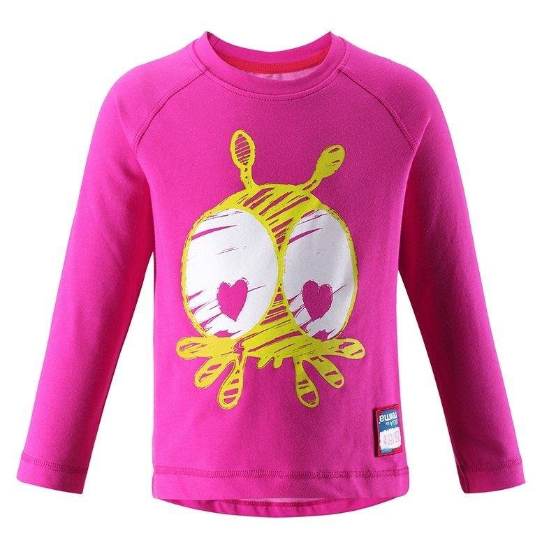 Funkční tričko Reima Rana 526159 pink
