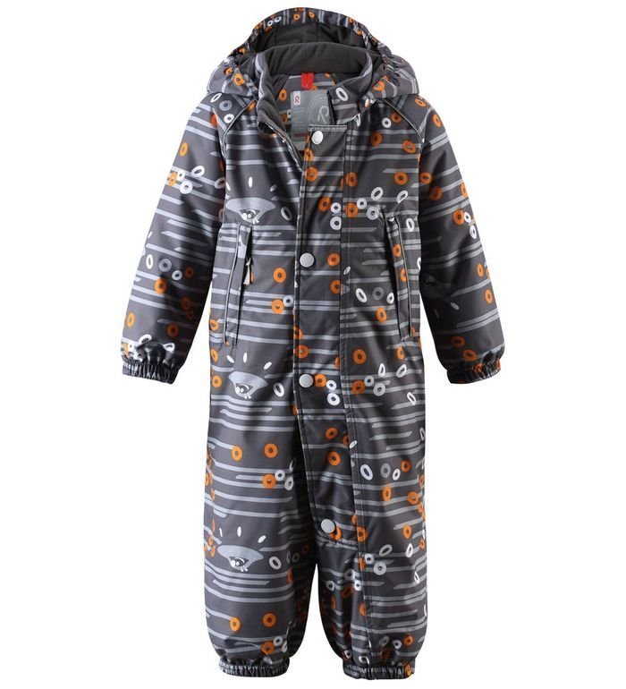 Dětský overal Reima Aysel 510152 grey