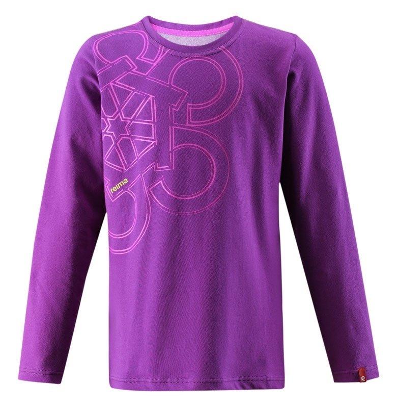 Funkční tričko Reima Tabit 536020 purple